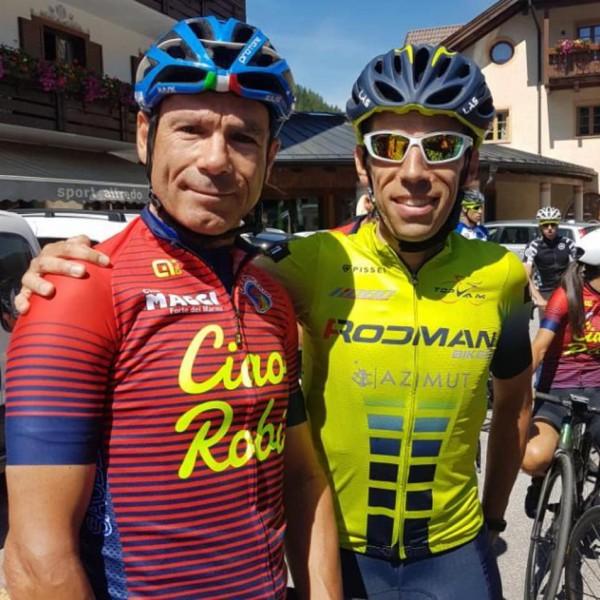 Rodman & Ciao Robi
